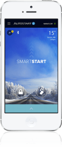 Autostart SmartStart on your smartphone