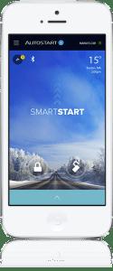 Autostart SmartStart on your smartphone